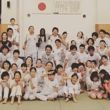 【目黒区子どもクラス2019】6月、7月、8月の練習場所