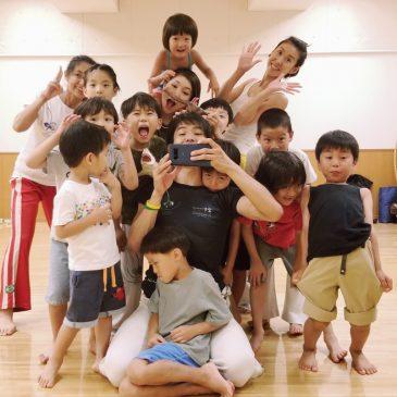 【目黒区子どもクラス】9月、10月、11月の練習場所